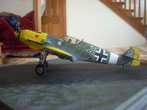 Bf-109 Left