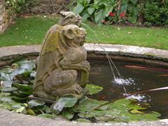 Trinity College - Wasserspeier