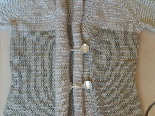 Remnant Stripe Cardigan (2/2)