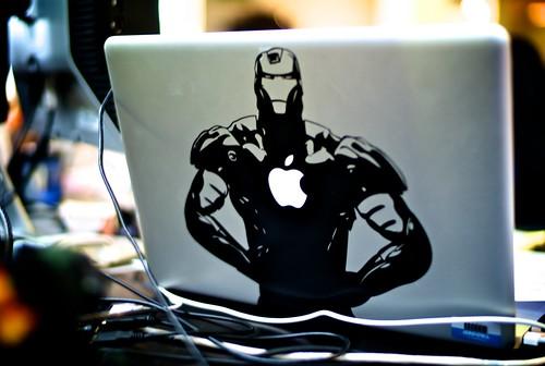 Mac am Ironman