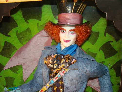Barbie mad hatter