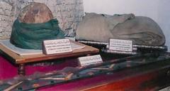 Gamis, serban, kopiah dan tongkat Rasulullah SAW