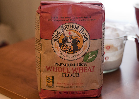 King Arthur Flour Whole Wheat