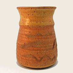 Rowe. Cylindrical vase