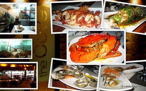 The Cove Seafood Restaurant