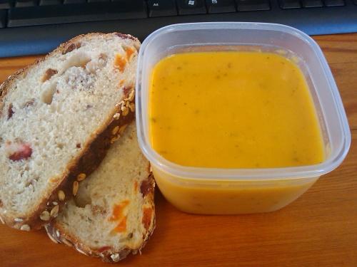 #406 - Thai Butternut Soup