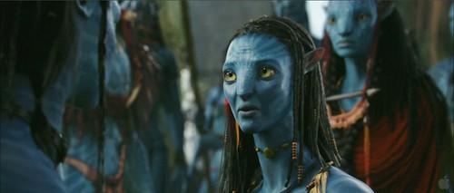 Avatar - Neytiri - Sad