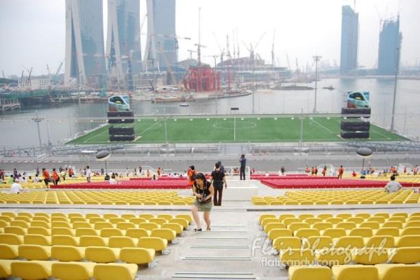 Singapore F1 Day 1 Practice 68