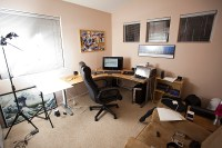 Show us your home office/studio... -- The Lounge in ...