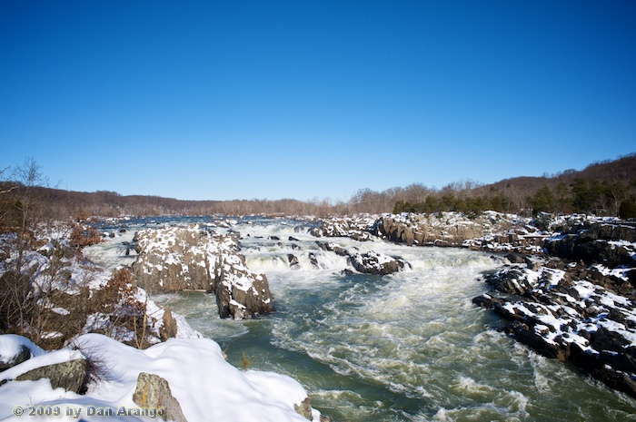Great Falls, Virginia Side