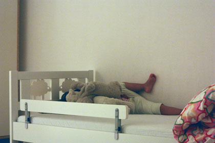 big-girl bed