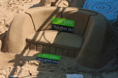 Sand Couch