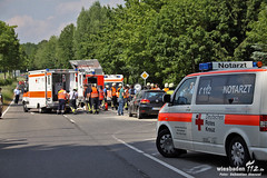 Zusammenstoß L3028 Medenbach 21.05.10