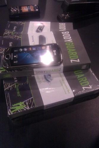BodyGuardZ phone protection