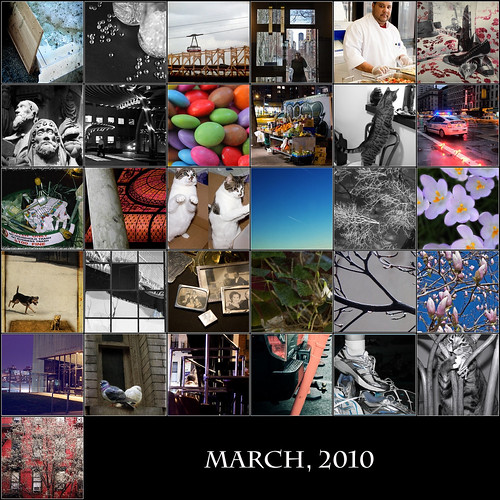 March Mosaic