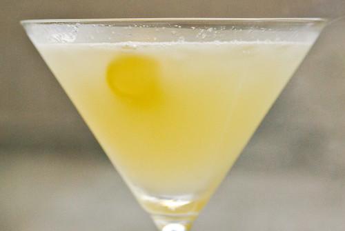 Hummingbird Down cocktail