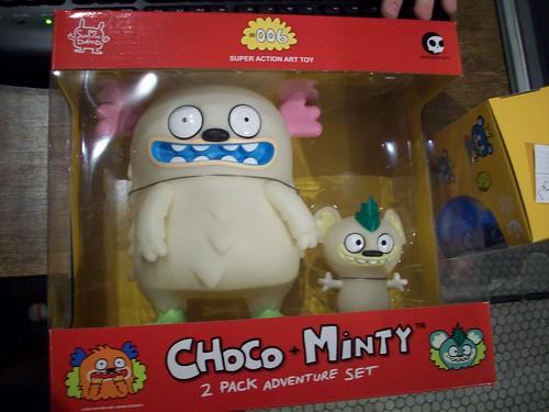 Choco & Minty - GID ver. - David Horvath