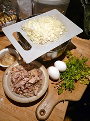 Kreplach Dumpling filling