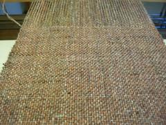 handspun weaving