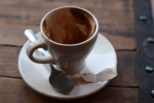 Coffee in Soho