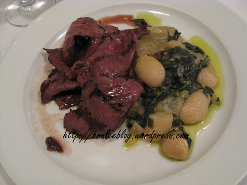 Ox Heart, Chard and Butterbeans
