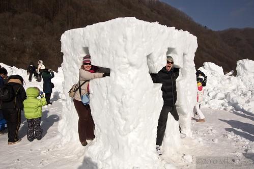 2d snow cube?