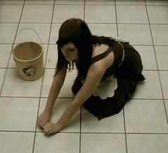 Charming Your Chores: Scrub That Floor!