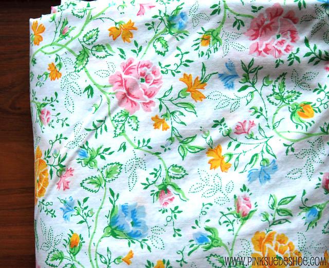 floral sheets
