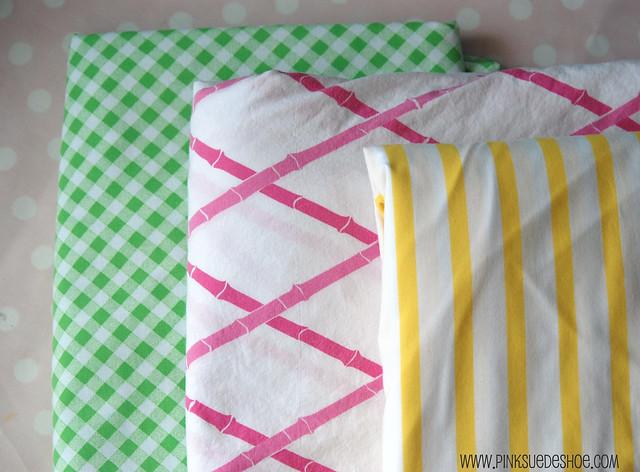 bright sheets