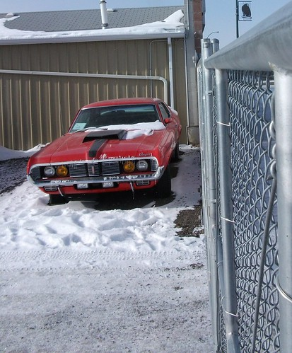 Coaldale Finds Old Car Junkie