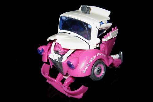 ROTF Ice Cream Truck (Skids, Mudflap)
