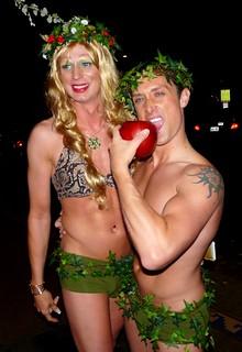 Adam & Eve?