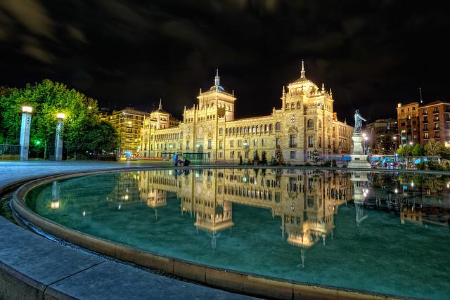 Plaza Zorrilla, Valladolid (Spain) HDR