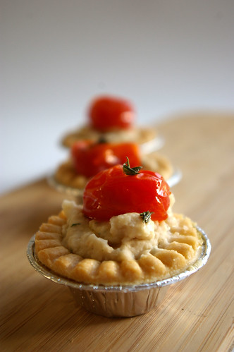 Trio of tartlets II