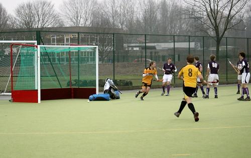 Hockey mens 1sts v Durham 3rds - Peter Iveson - 24/2/10 - IMG_0302