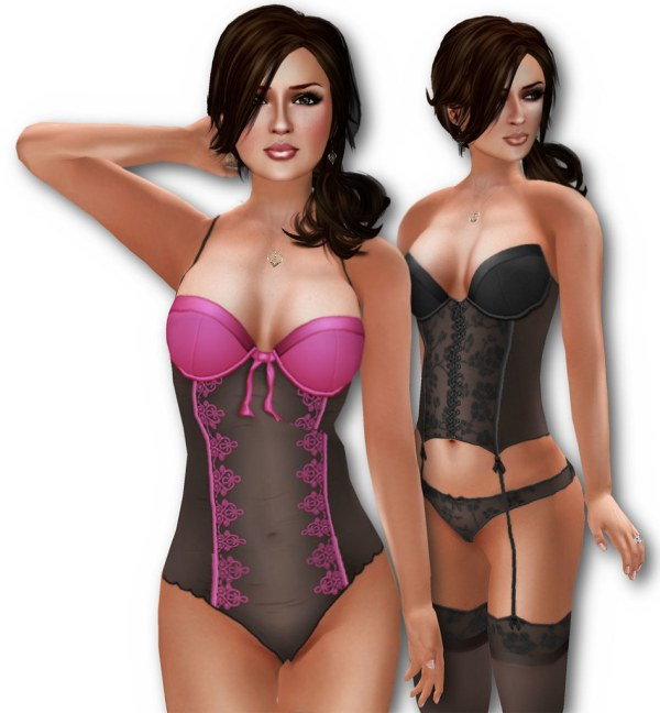 Spotlight - Lingerie by Hollee
