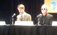 Mark Mothersbaugh of @devo is not a robot
