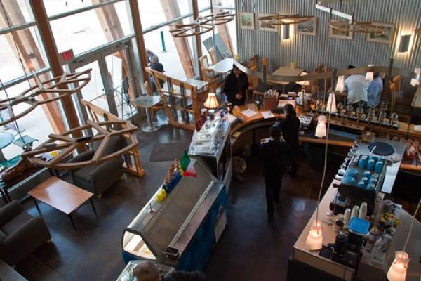 Lynn Canyon Café