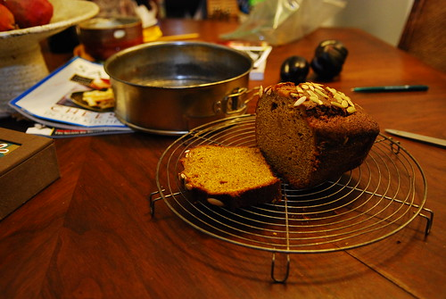 Pumpkin Bread 09