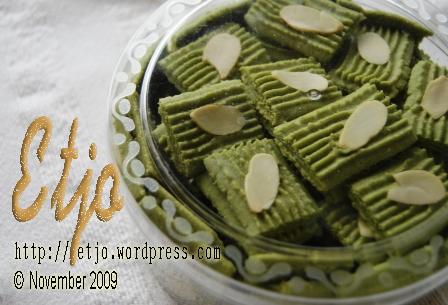 Green Tea Etjo