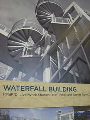 WATERFALL BUILDING PANEL
