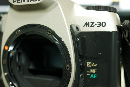 PENTAX MZ-30(Film Camera)