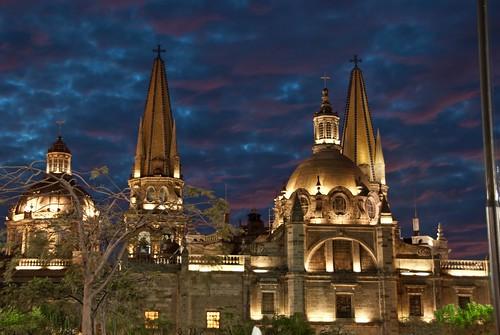 Torres y Cupulas de Catedral