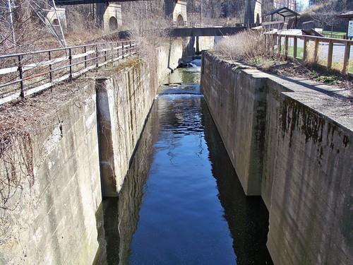Ohio & Erie Canal - Lock 14 (Cascade Mills Lock)