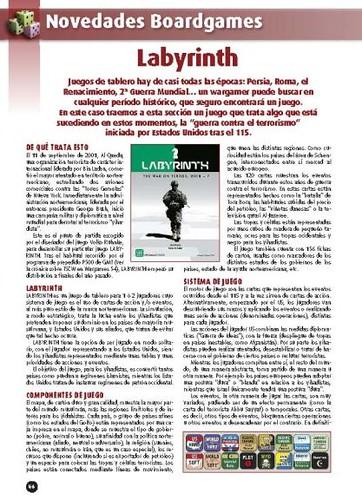 Nuevo número de la revista Wargames: Soldados y Estrategia nº56
