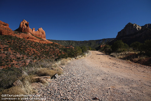 Schnebly Road / Sedona