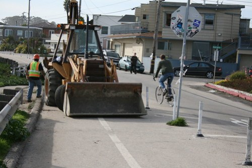 Construction Obstruction