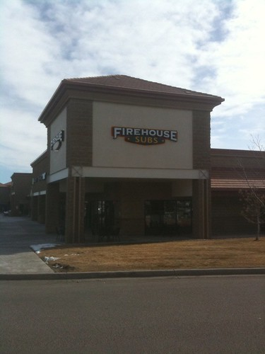 Firehouse Subs in Highlands Ranch is still open