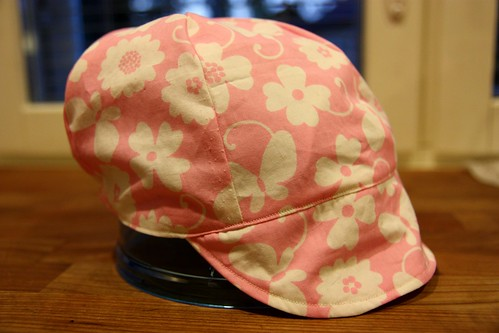 Girly cap