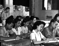 Classes Resume, 1945